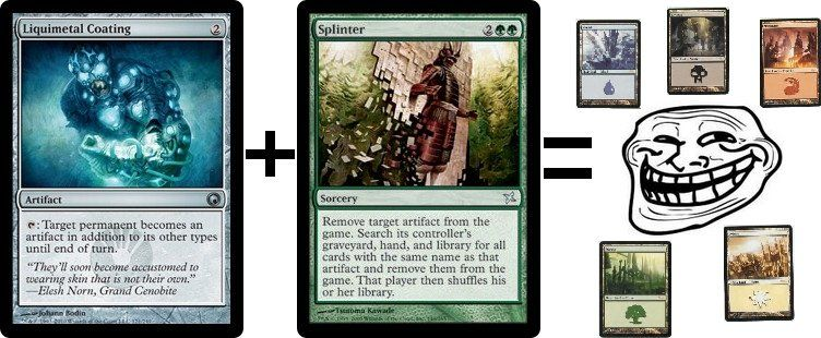 The Ultimate Magic The Gathering Combo Magic The Gathering The