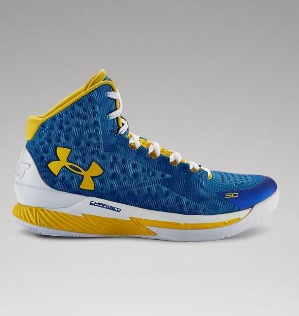 Men's UA Curry One Basketball Shoes It looks ND
