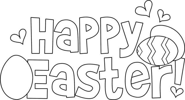 Coloring Religious Happy Easter Coloring Pages Sheets For Kids Adults And Unique Easter Pictures To Colour Ideas Eas Happy Easter Coloring Pages