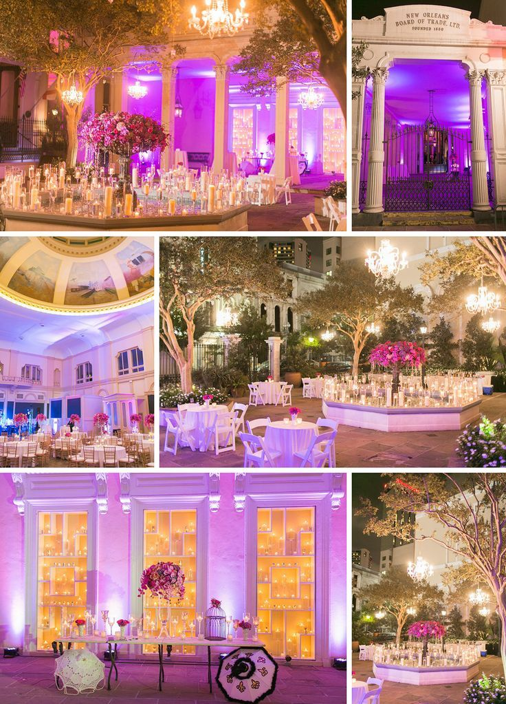 Best Venues For A French Quarter Courtyard Wedding Downtown New