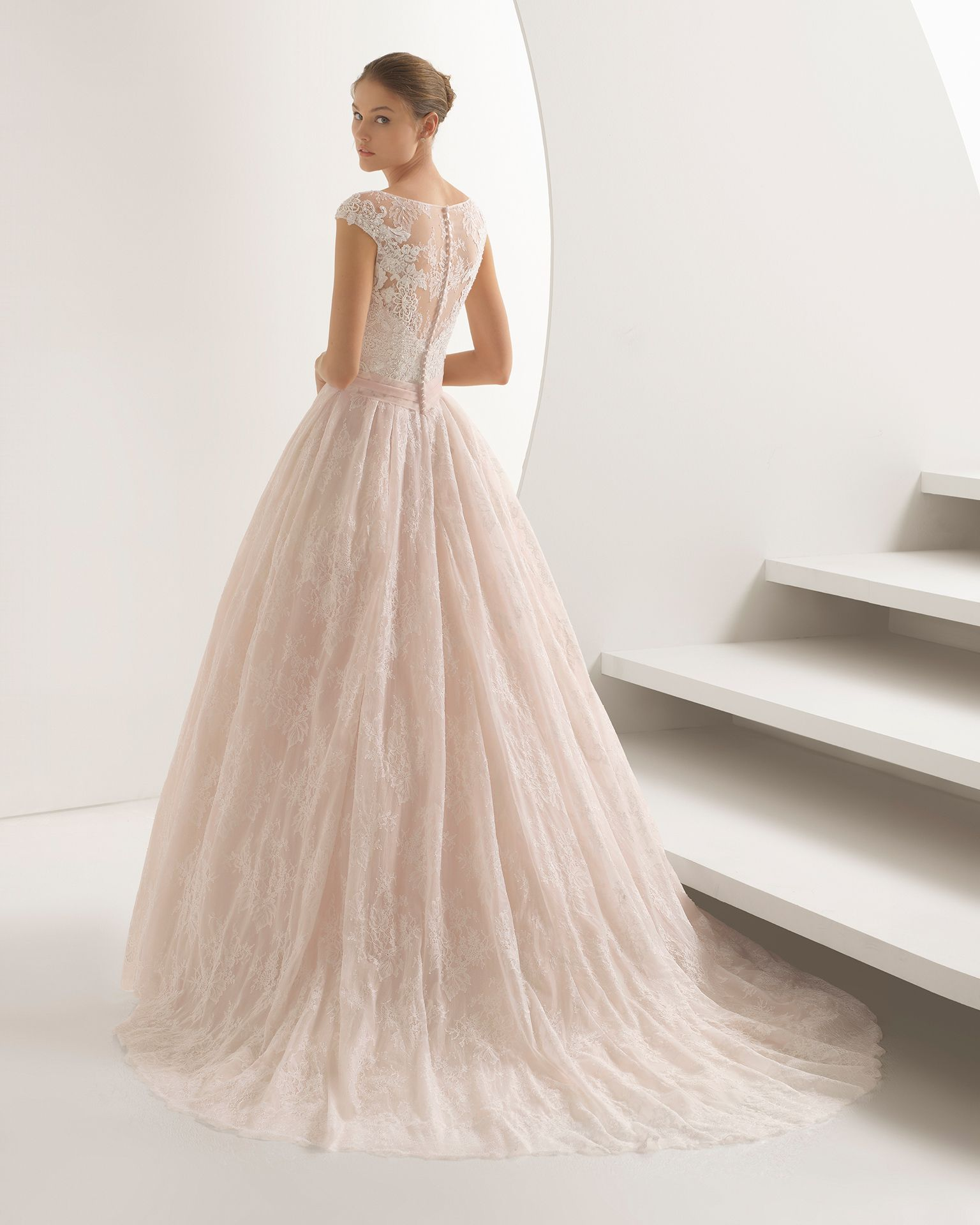 Amanda bridal collection rosa clará collection princess