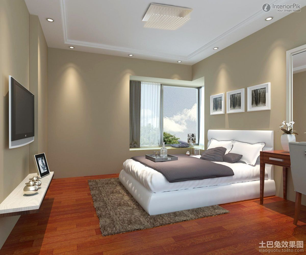 Simple Master Bedroom Ideas  Aprikot  Simple bedroom, Simple