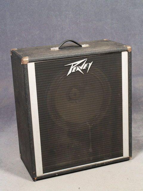 Peavey 1x15 Bass Cabinet Loaded with Black Widow Speaker | Music ...