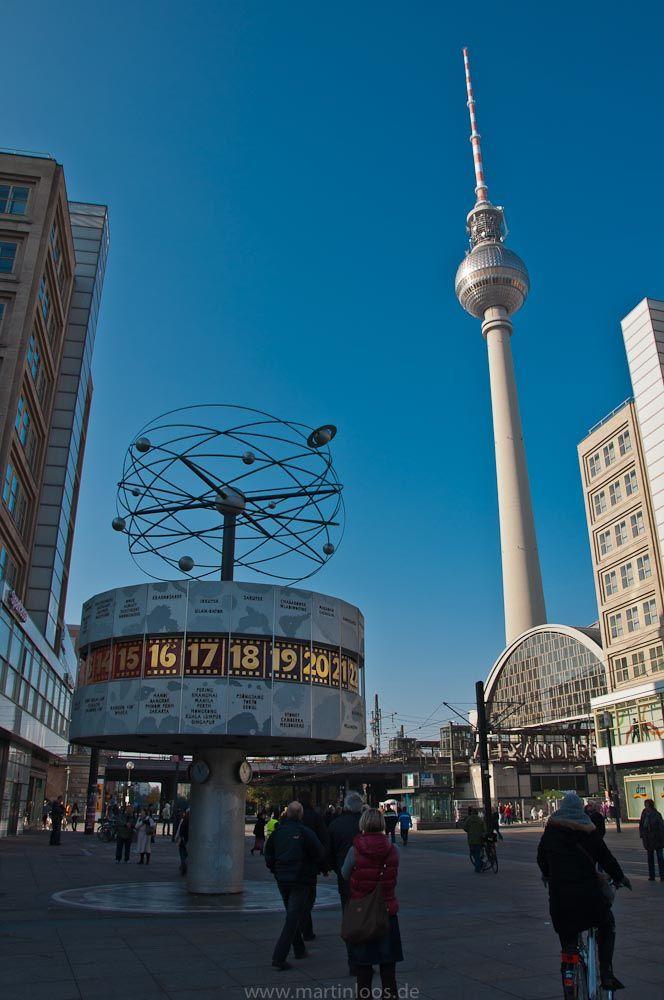Berlin Berlin Urlaub Berlin Stadt Fernsehturm Berlin