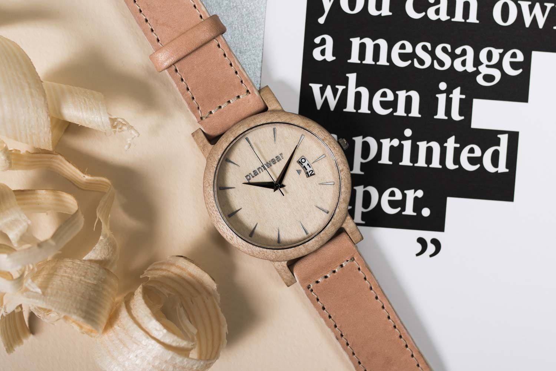a6b53ca398725e Drewniany Zegarek - Seria Royal - Klon | Drewniany zegarek seria ...