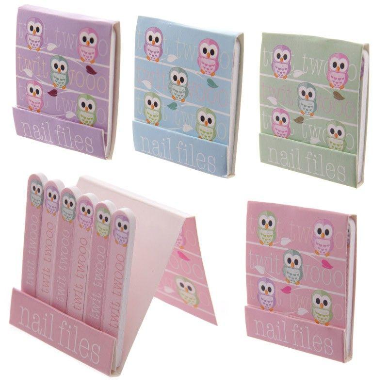 Lima de uñas en caja de cerilla | Regalos para mama | Pinterest
