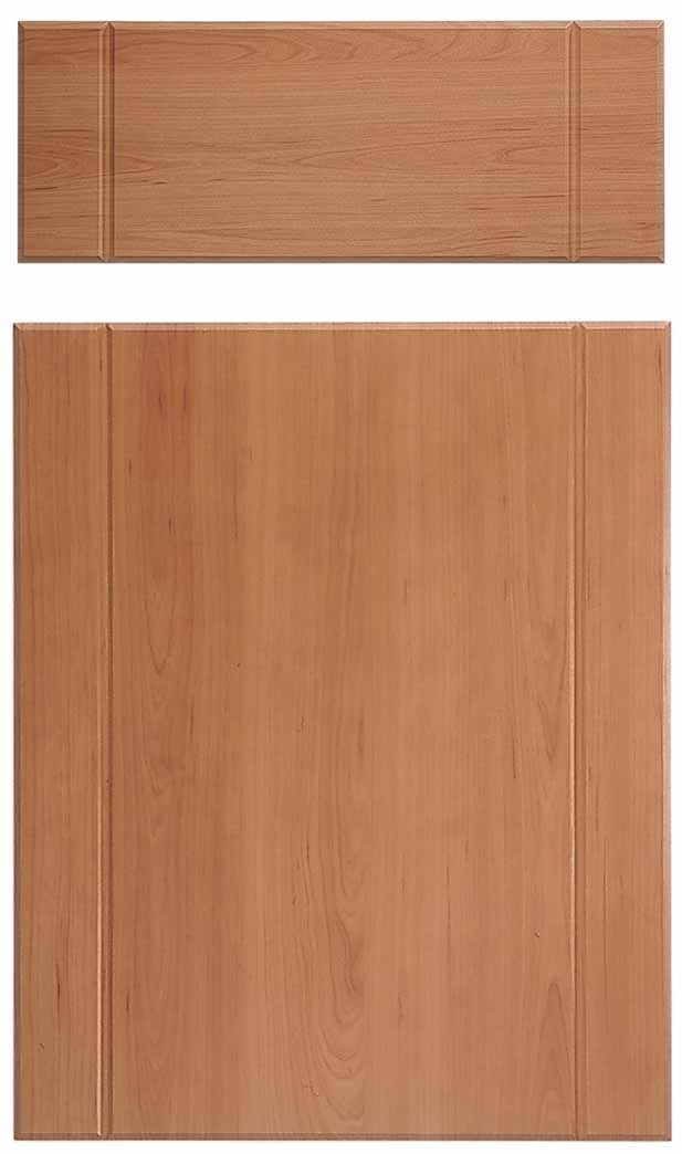 RTF 1 Piece OP 709 White Smooth Door   OP 709 RTF Cabinet Doors