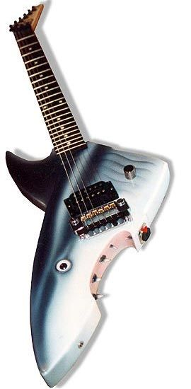 """Somewhere, a d-bag in a Jimmy Buffett cover band is playing """"Fins"""" on this one. In cargo shorts. #guitar    www.errico.com"""