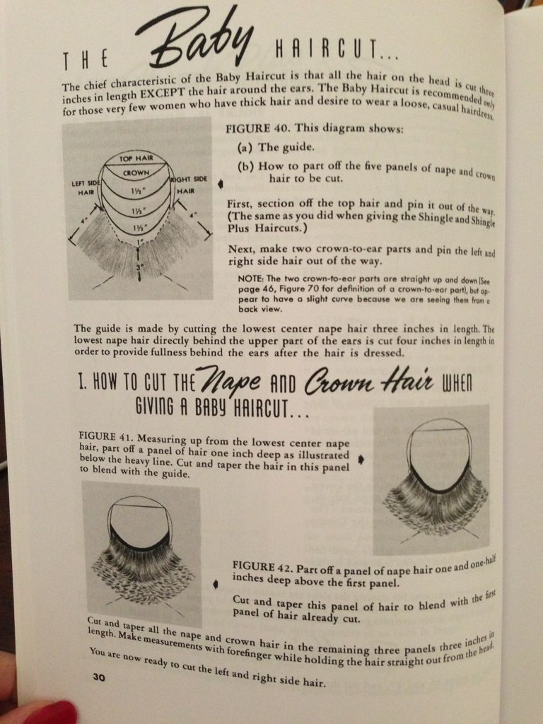 The Middy Thread Page 71 Vintage Haircuts Vintage Hairstyles Hair Styles