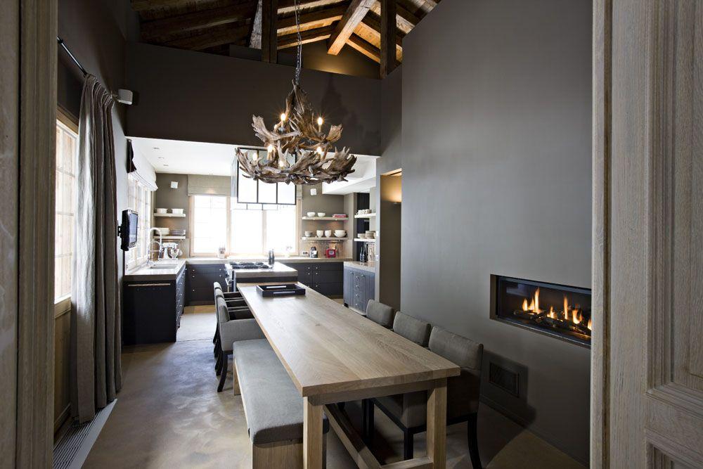 Villabouw Frank Missotten - Photogallery Kitchens Pinterest