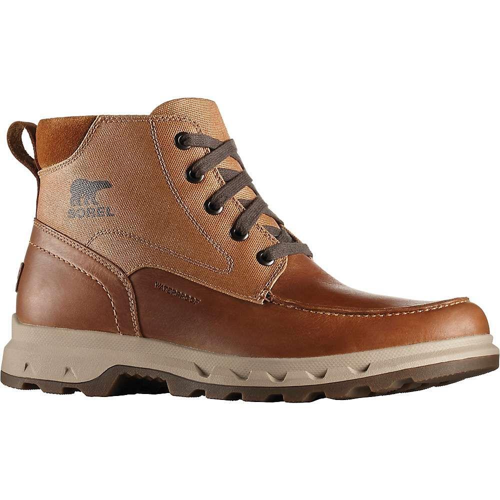 7c01689453e Sorel Men's Portzman Moc Lace Boot | Products | Boots, Hiking boots ...