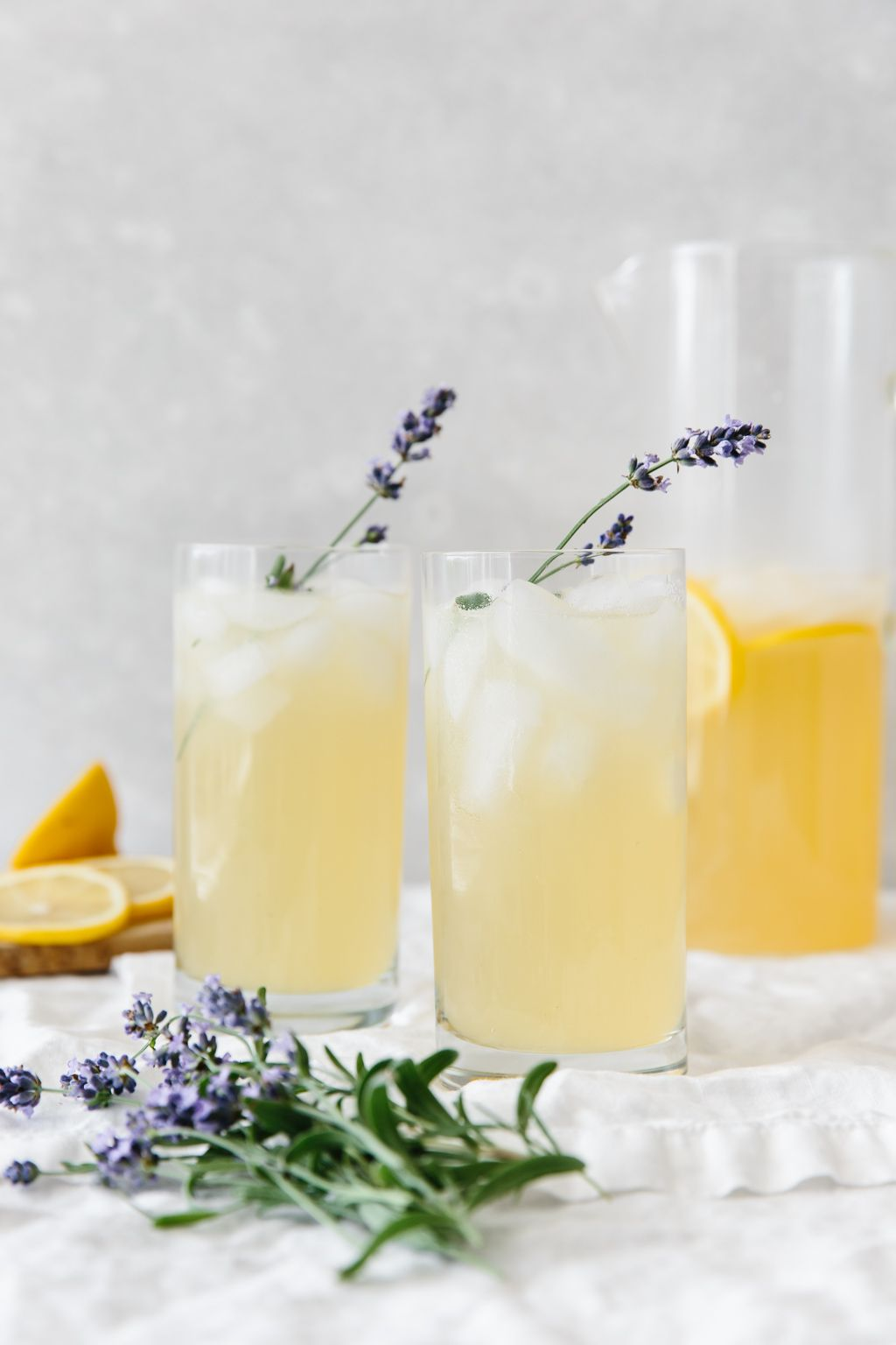 Lavender Lemonade Is A Refreshing Spin On Your Classic Lemonade Recipe Infused With A Lavender Honey Lemonade Recipes Classic Lemonade Recipe Lavender Lemonade