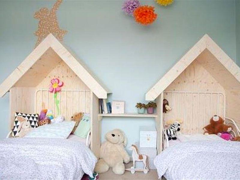 Une Chambre Deux Enfants 10 Idees 1 Deco Chambre Enfant
