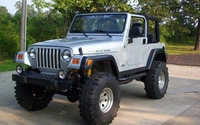Jeep Tj Wrangler Rubicon Pictures Images Photos Carros Y Motos