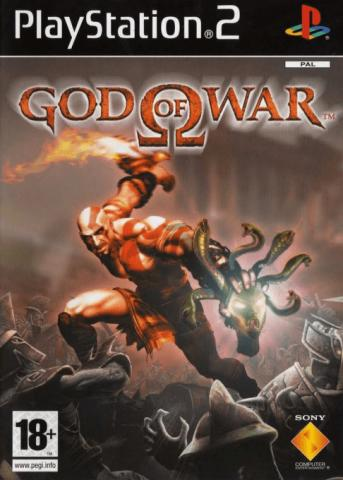 Download GOD OF WAR isos for Playstation 2 (PS2) and GOD