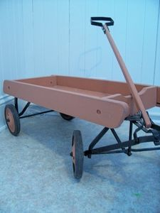 How to Build Your Kids Their Own Wood Wagon