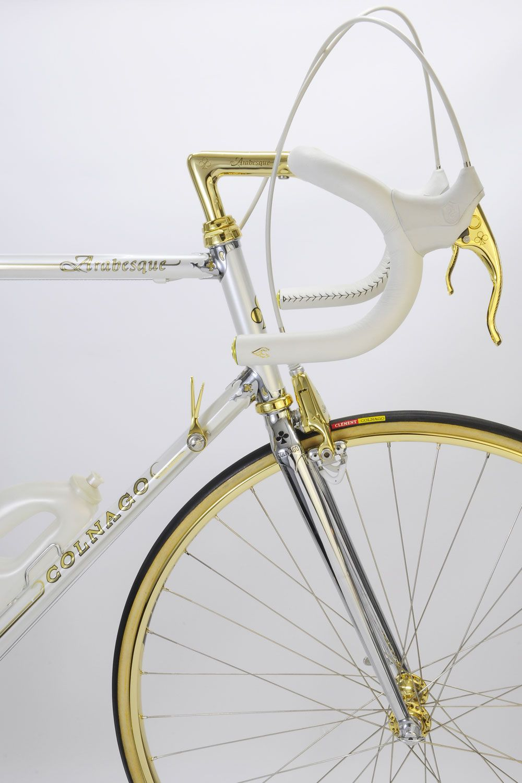 Haak Bike Colnago Arabesque Custom made. Vintage Luxury Bicycles ...