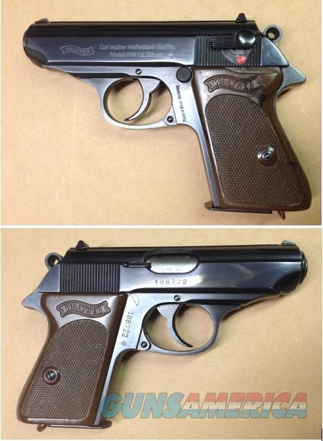 german walther ppk 7 65mm 32acp for sale 938598174 firearms