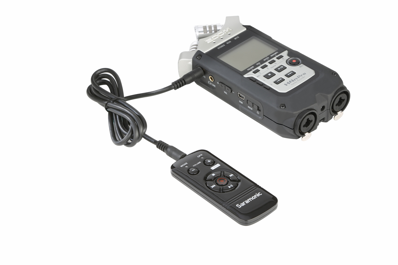 Saramonic RC-X Remote Control for Zoom, Sony, handy recorders, ZOOM