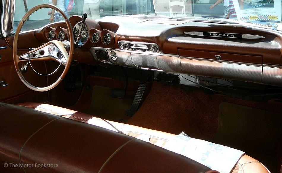 1959 1960 chevrolet passenger car shop manual supplement downtown rh pinterest co uk 1957 Chevy Impala 1965 Chevy Impala