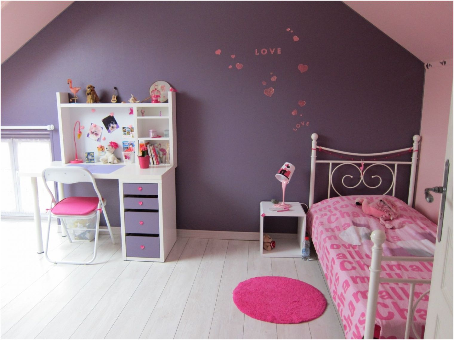 37+ Papier peint chambre fille 10 ans ideas
