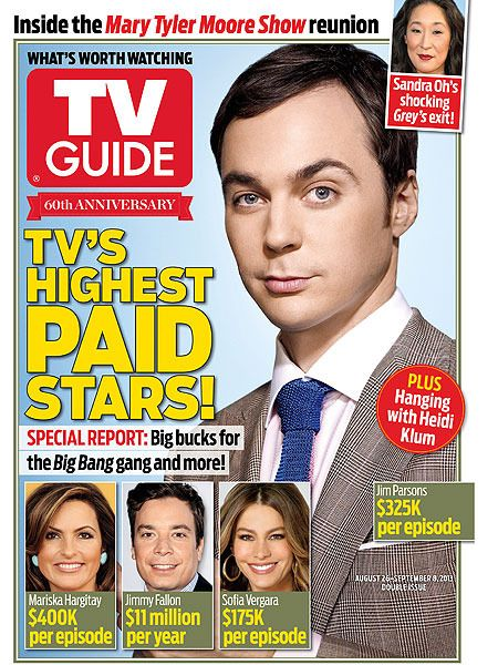tv guide magazine reveals highest paid tv stars tv guide rh pinterest com Old TV Guide Magazines tv guide magazine customer care account