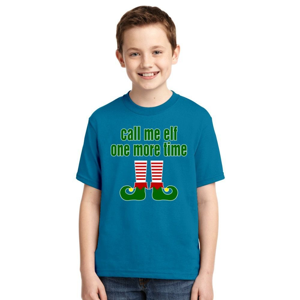 Call Me Elf Obe Nore Timme Youth T-shirt
