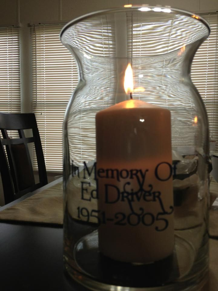 Memorial Vases For A Friends Wedding Simply Said Designs And