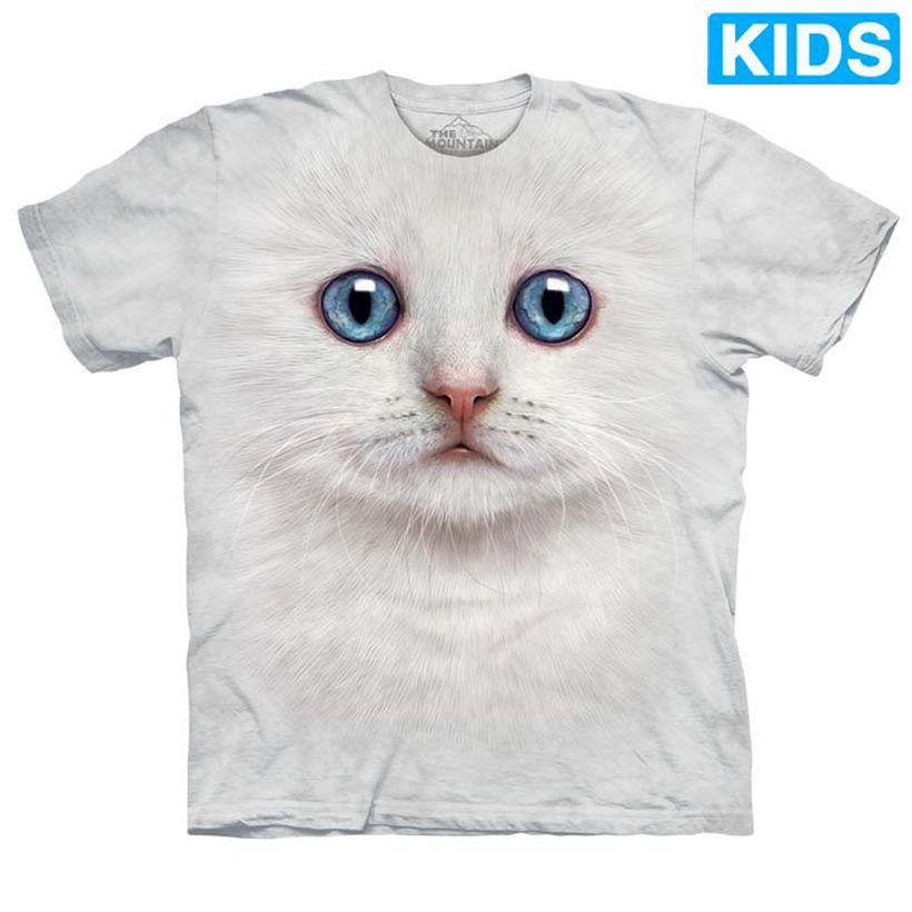 Cute Cat Tee Children/'s NEW Cutie Pie Kitten Kids T-Shirt from The Mountain