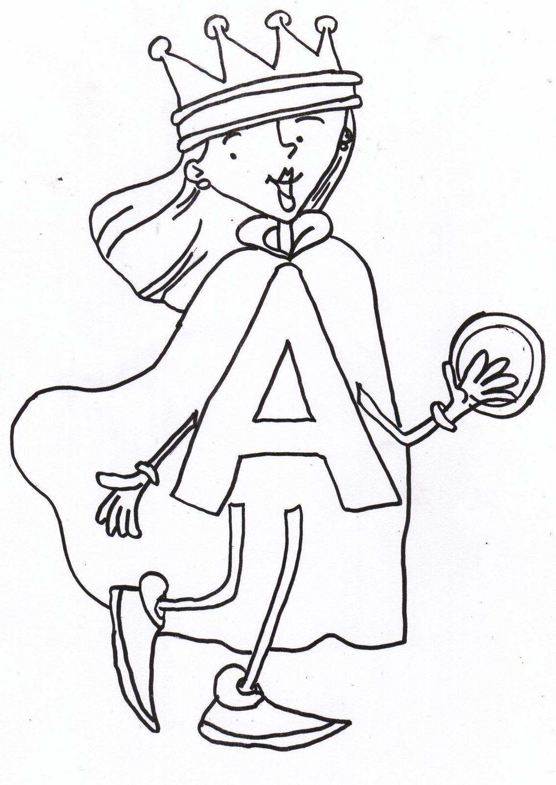 El método de Letrilandia propone a las letras como personajes que