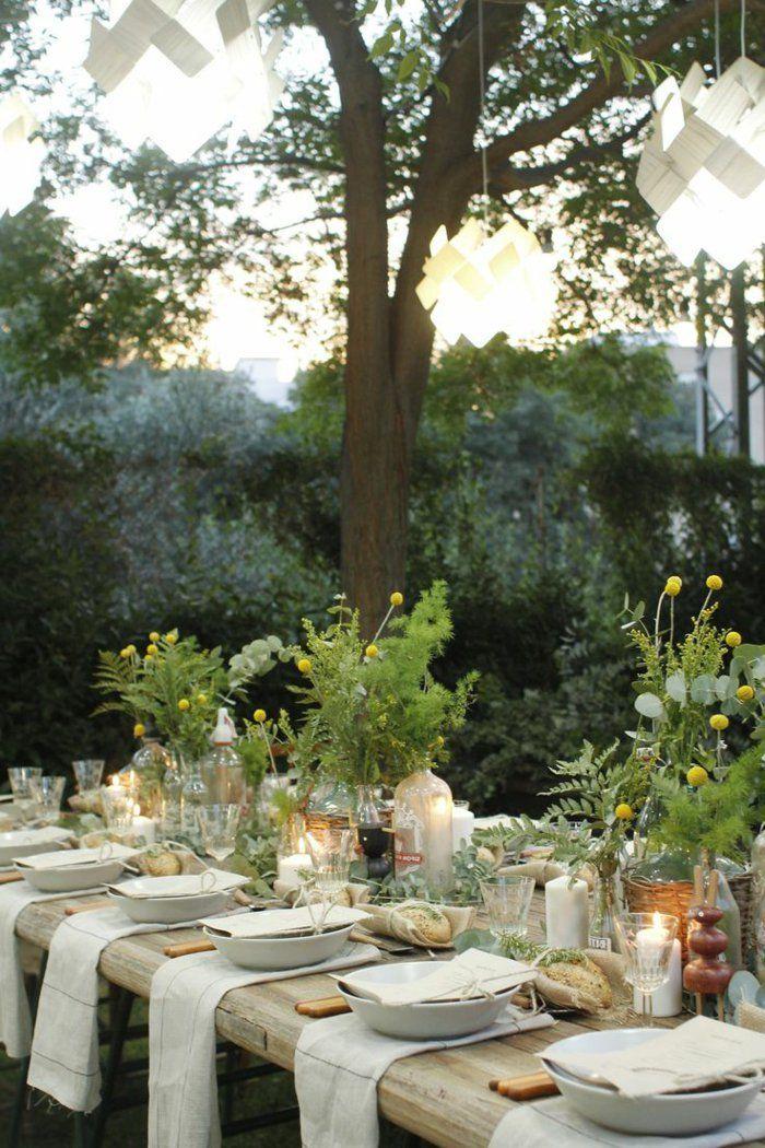 Photo of 22 Deko Gartenparty Ideen – Var darf auf einem Gartenfest nicht fehlen?