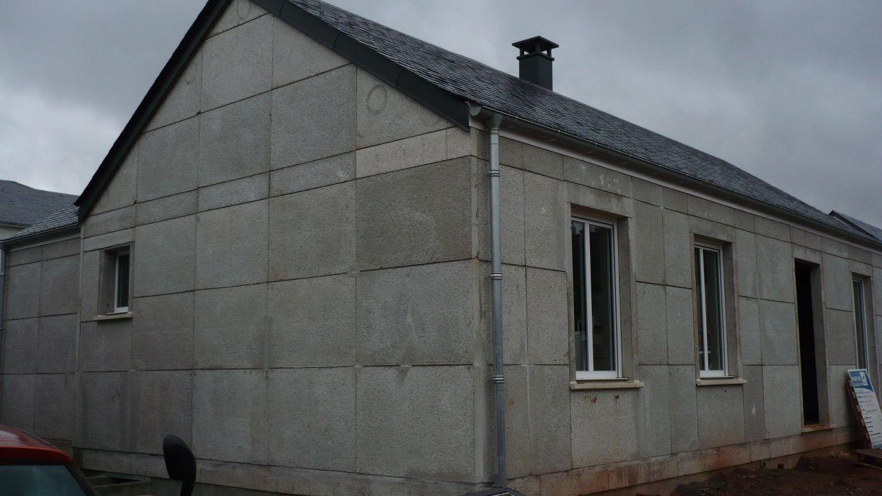 Les tapes de notre projet maison phenix en aveyron rodez for Maison etanche