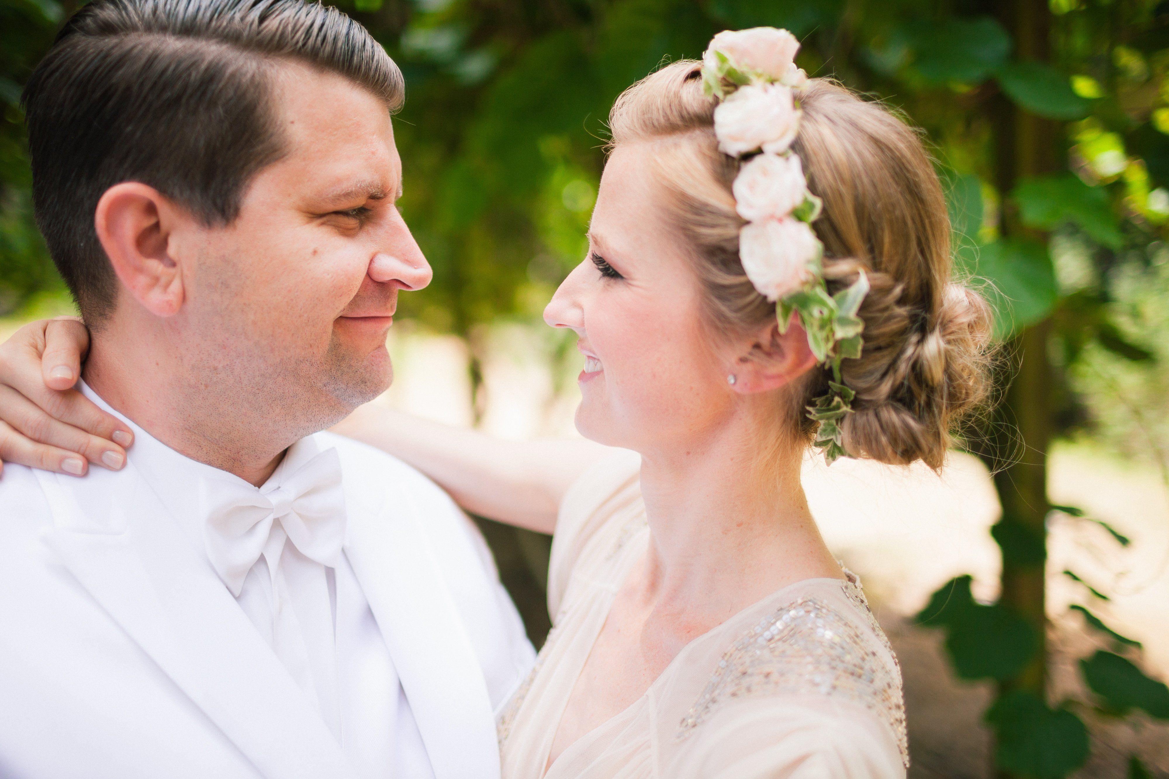 A Quirky, Bohemian Wedding at a Private Residence in Sebastopol, California