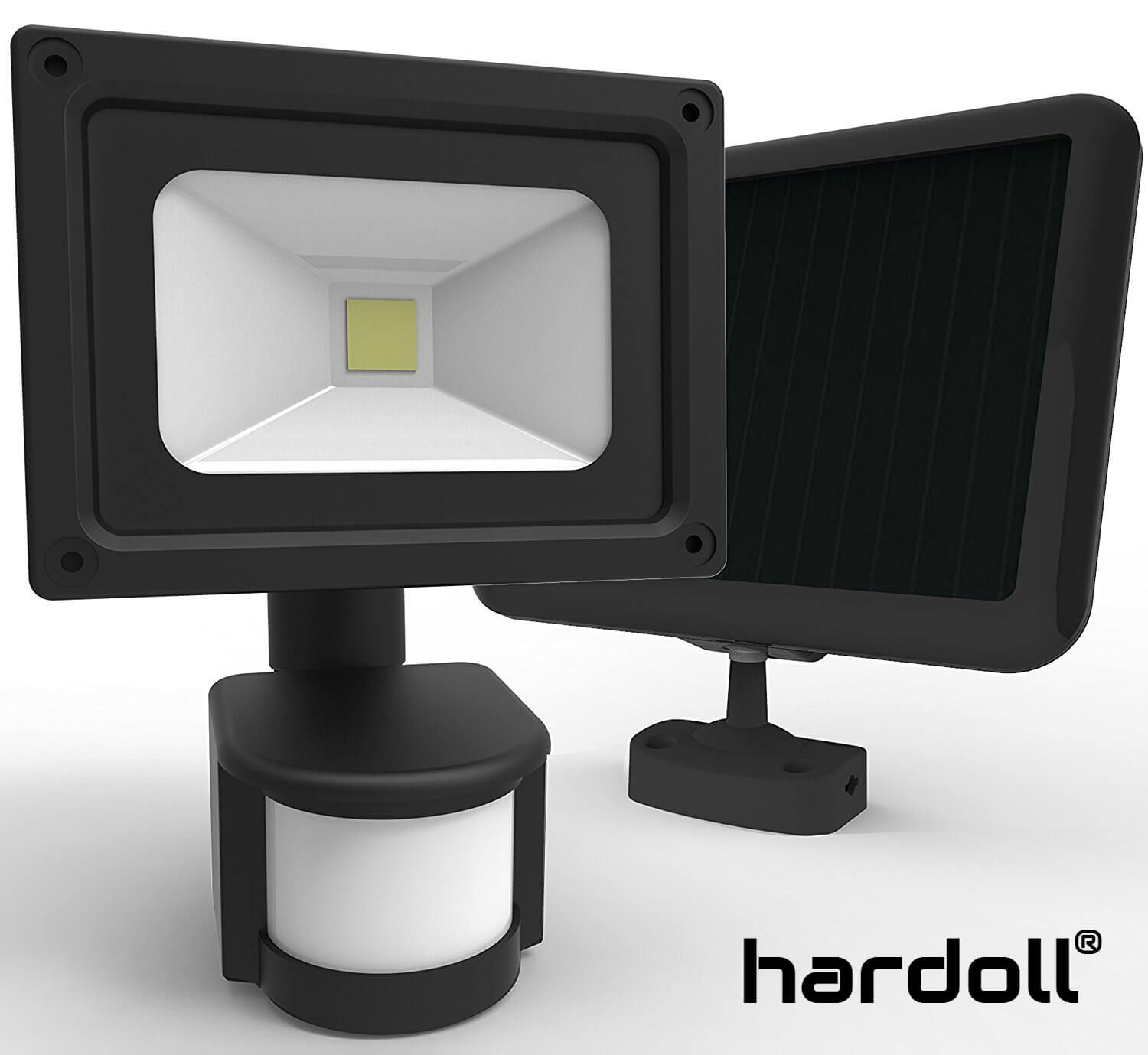 Hardoll 5w Cob Led Solar Lamp Outdoor Motion Sensor Security Waterproof Automatic Lights For Home Garden Wall Solar Lamp Solar Lights Motion Sensor