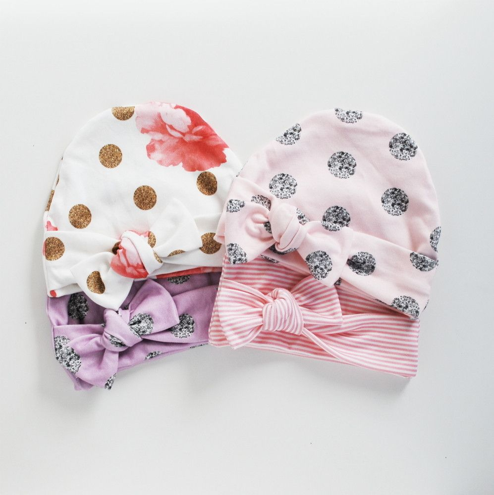 Bow Beanie | Lulu and Milly