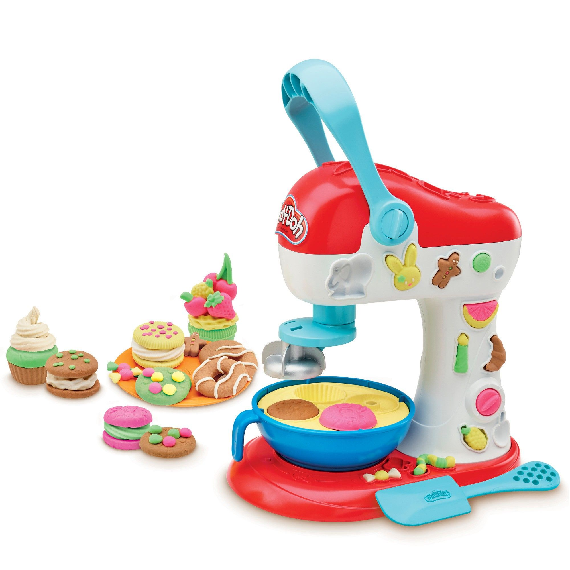 Play Doh Kitchen Creations Spinning Treats Mixer Play Doh Kitchen Play Doh Kids Toys