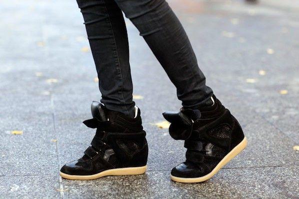 Isabel Marant Sneaker Wedges | Isabel