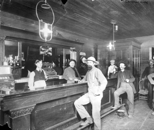 Pictures of old Bars and saloons - Yahoo Search Results