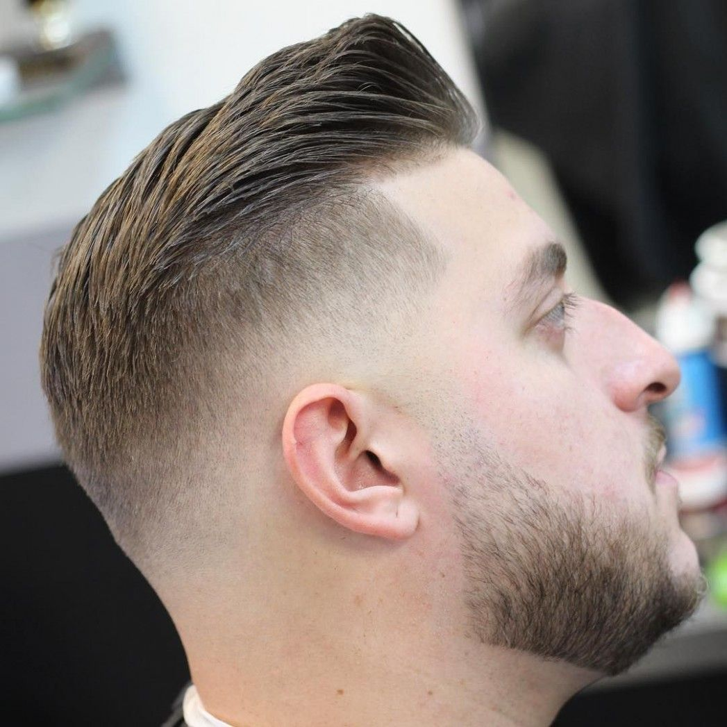 40+ Fat face haircuts for men inspirations