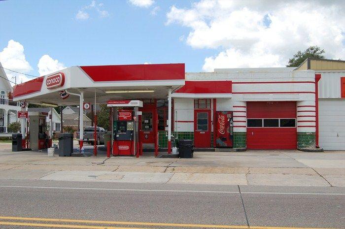 Used Cars Houma La >> Lavis' Conoco - Houma, LA Image | Old Gas Stations Servos ...