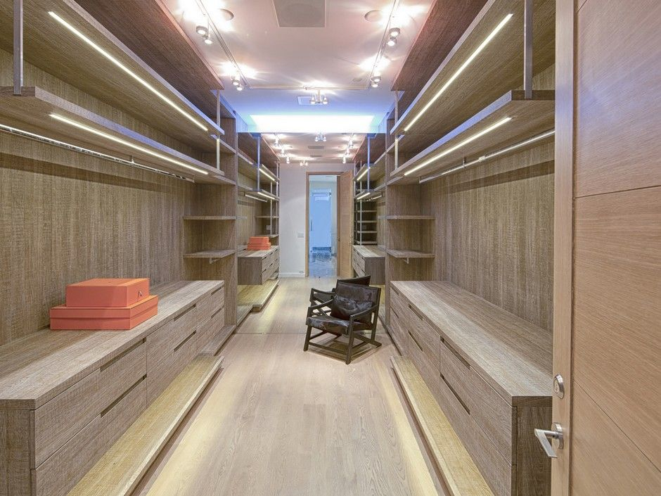 mansion master closet. This Large Master Suite Closet Offers Custom Designed Hanging Spaces, Pull Out Drawers And Lighting Accents. Mansion O