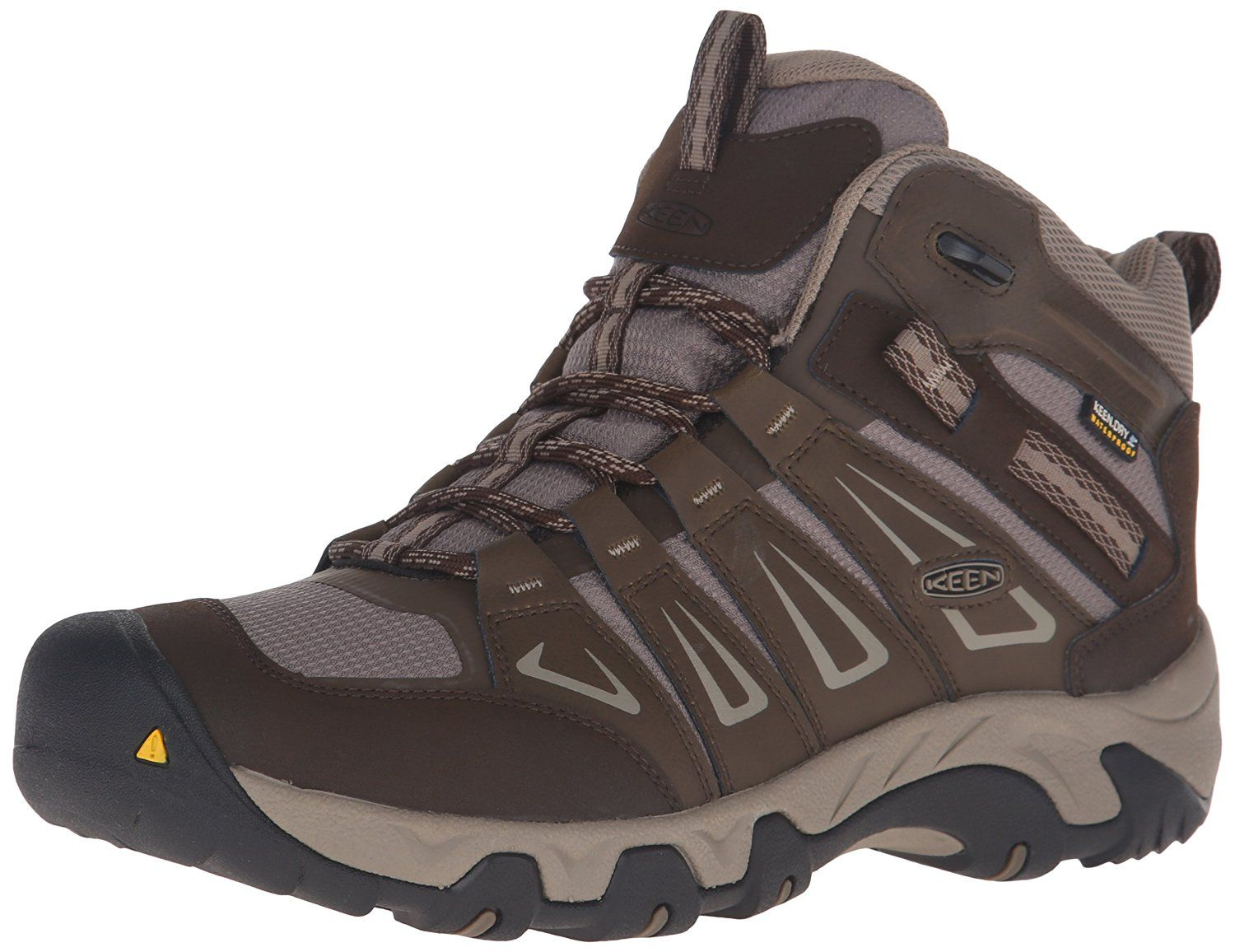 a74ce38d845 KEEN Men s Oakridge Mid Wp-m Hiking Boot     A special product just for  you. See it now!   Hiking shoes