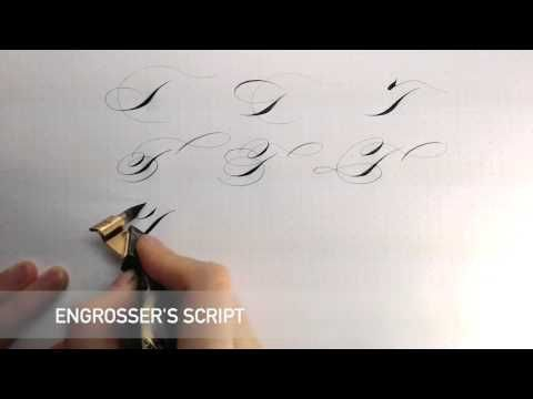 14 how to calligraphy variations of m z letters by connie chen
