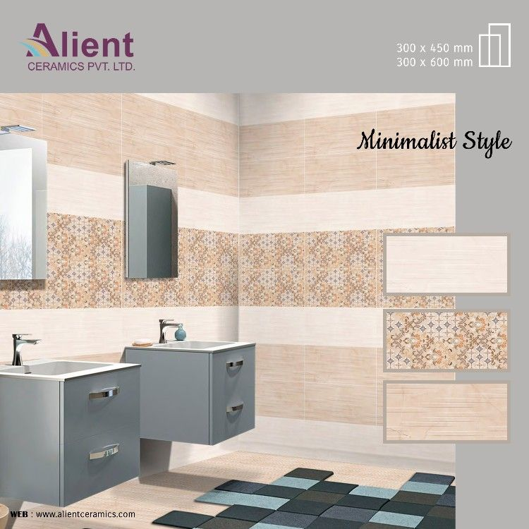 Alient Ceramics Pvt Ltd With Images Ceramic Wall Tiles Vitrified Tiles Wall Tiles