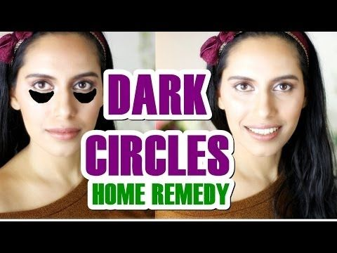 How to Get Rid of DARK CIRCLES UNDER EYES Using Mint Leaves! Truly Works!!!