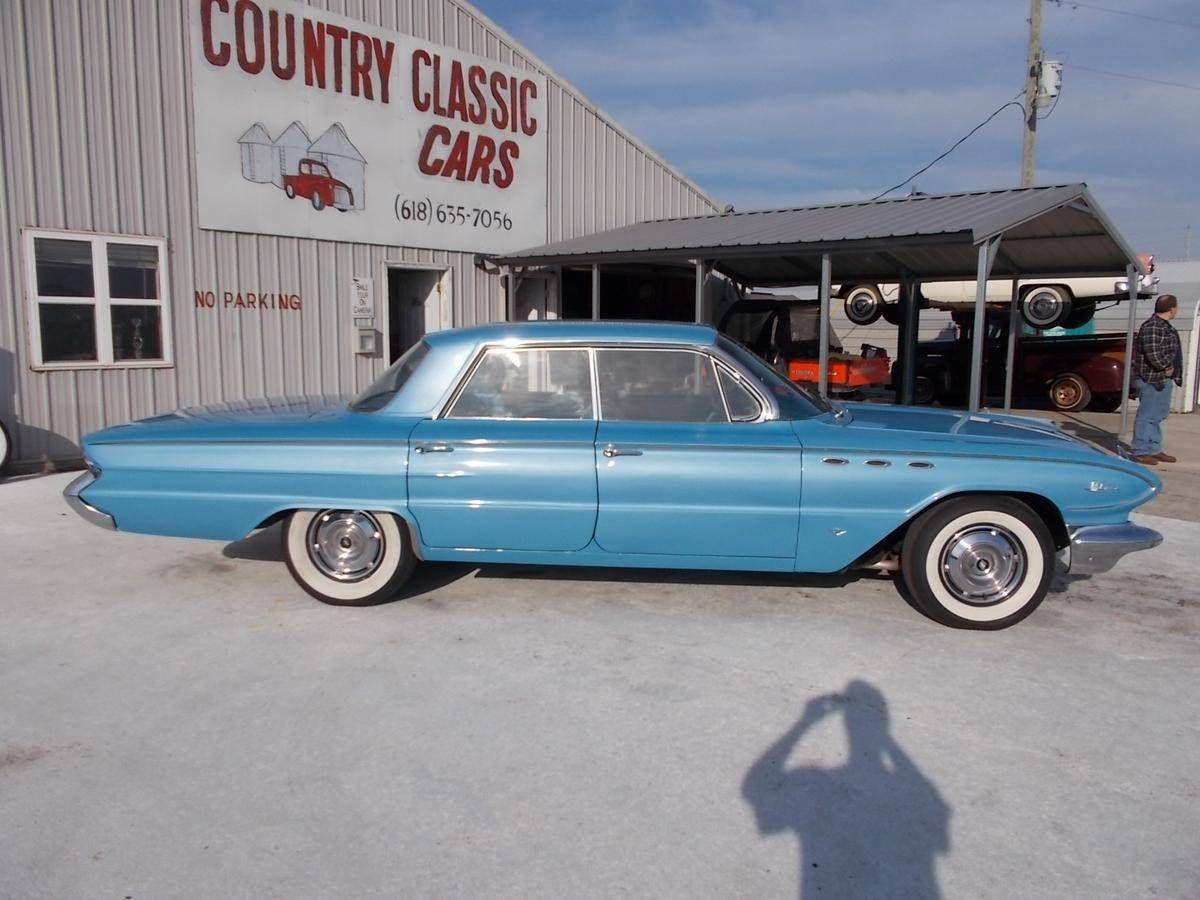 1961 Buick LeSabre for sale #1891033 - Hemmings Motor News ...