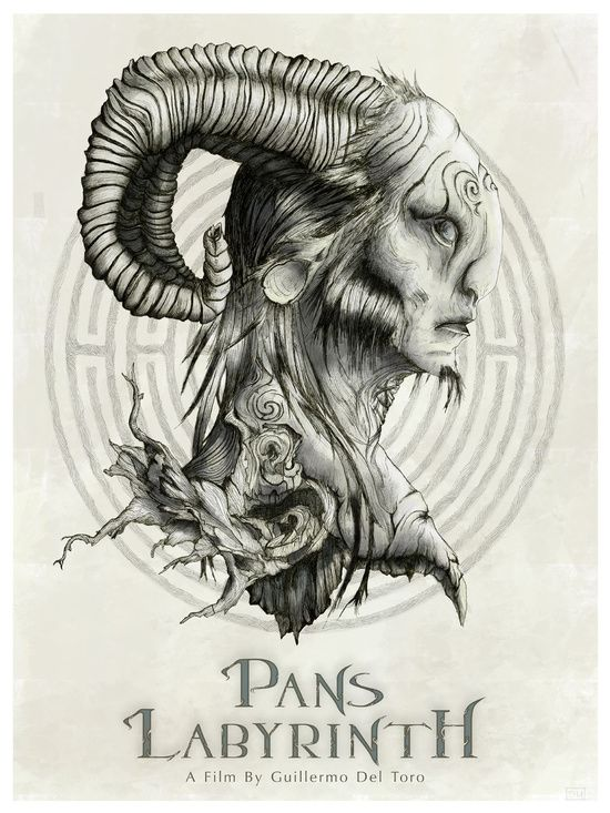 Pan's Labyrinth by Derik Hobbs Prints available here
