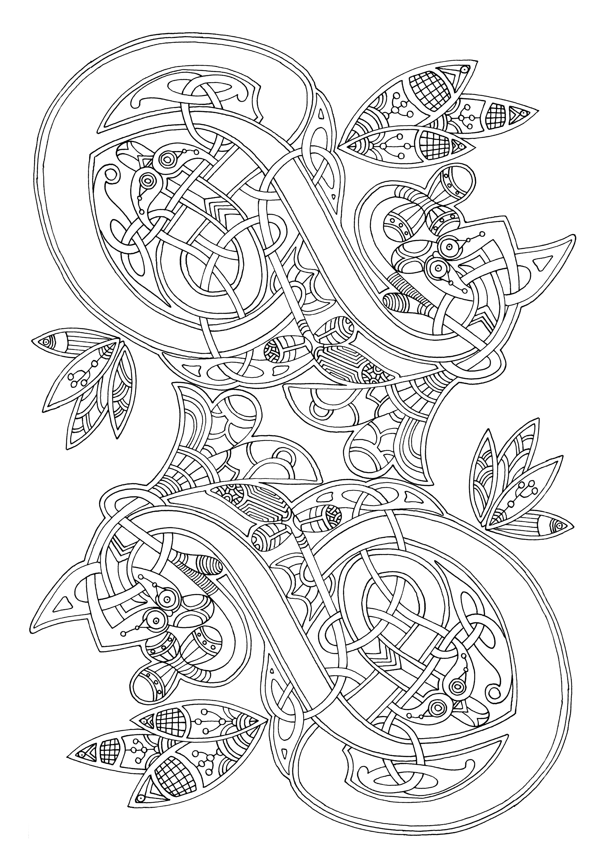 Pin de Kate Bellant en Outlines of things I want to color ...