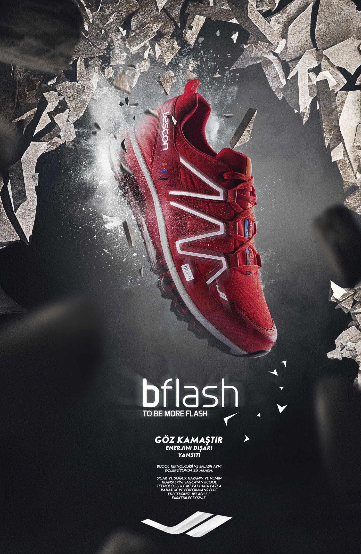 newest f81d0 5f223 Sport Shoes Advertisement   Photo Shoots on Behance