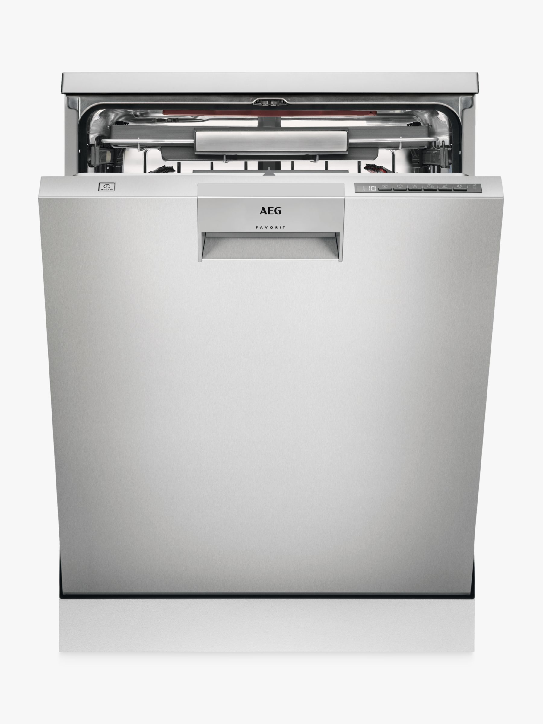 AEG FFE63806PM Integrated Dishwasher, A Energy Rating
